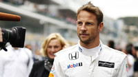 Jenson Button v Soči
