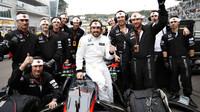 Fernando Alonso a jeho 250 velká cena v Soči