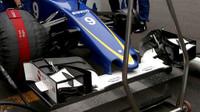Přední křídlo vozu Sauber | Sauber C34 - Ferrari v Soči