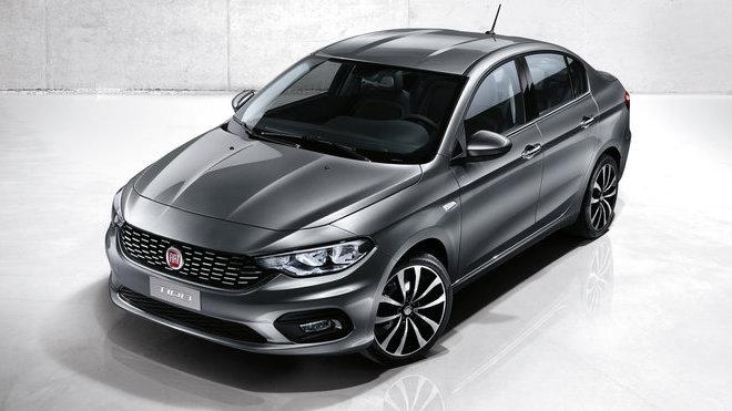 Označení Tipo je, díky novému kompaktnímu sedanu, zpátky, Fiat Tipo.