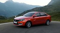 Novinka byla vyvinuta ve spolupráci s Renaultem a Nissanem, Lada Vesta.