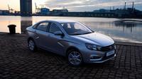 Vesta začíná novou éru ruského autoprůmyslu, Lada Vesta.