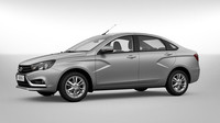Vesta je prvním modelem Lady, vyvinutým pod taktovkou Renaultu a Nissanu, Lada Vesta.