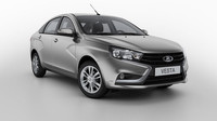 Stane se nejprodávanějším autem ruského trhu? Lada Vesta.