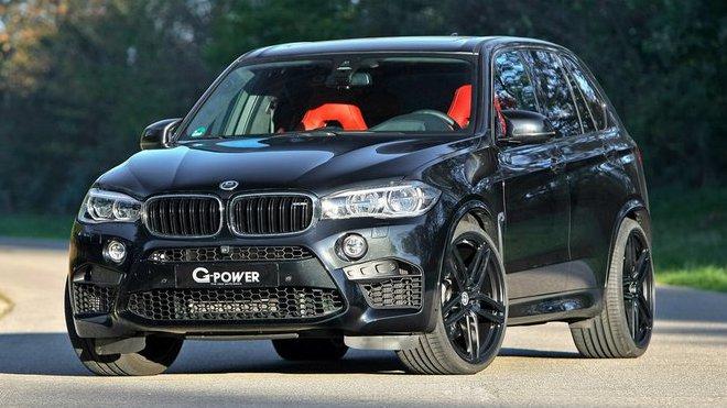 BMW X5 od G-Power