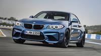 Nové ledvinky a aerodynamický nárazník, BMW M2.