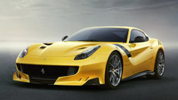 VIDEO: Zvuk, který vás zaručeně dostane! Ferrari F12tdf řádí na trati - anotační obrázek