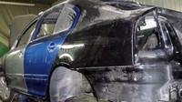 Tady jde jasně vidět, z kolika různých aut je vlastně tato Octavia udělaná.