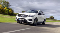 AMG junior, Mercedes-Benz GLE 450 AMG.