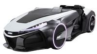Batmobil Mitsubishi Electric nese název EMIRAI 3 xDAS a ve svých útrobách ukrývá elektromotor. To podstatné je ale vylepšené rozhraní HMI, ovládání pomocí gest nebo monitorování fyzického i psychického stavu řidiče.