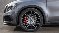 Mercedes GLA 45 AMG od VATH