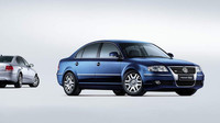 Původní podoba Passatu Lingyu Superb nezapře, Volkswagen Passat Lingyu.
