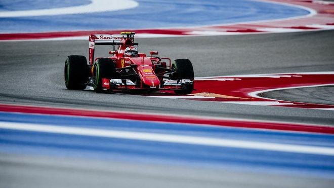Ferrari v Austinu