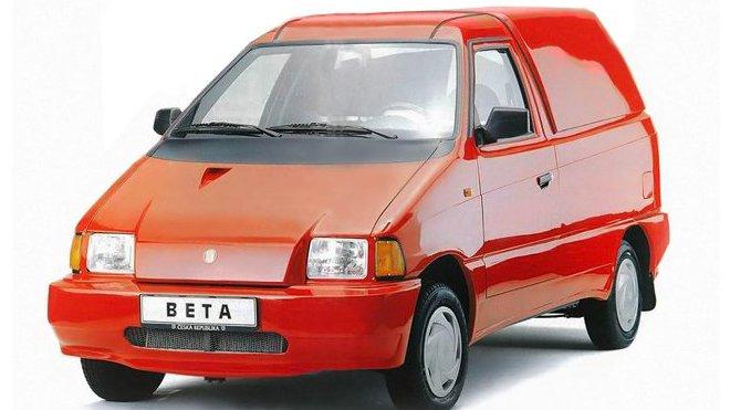 Červený lak byl za příplatek 4880 korun s DPH, Tatra Beta.