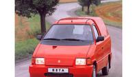 Formálně poslední lehké užitkové vozidlo s logem Tatry, Tatra Beta.