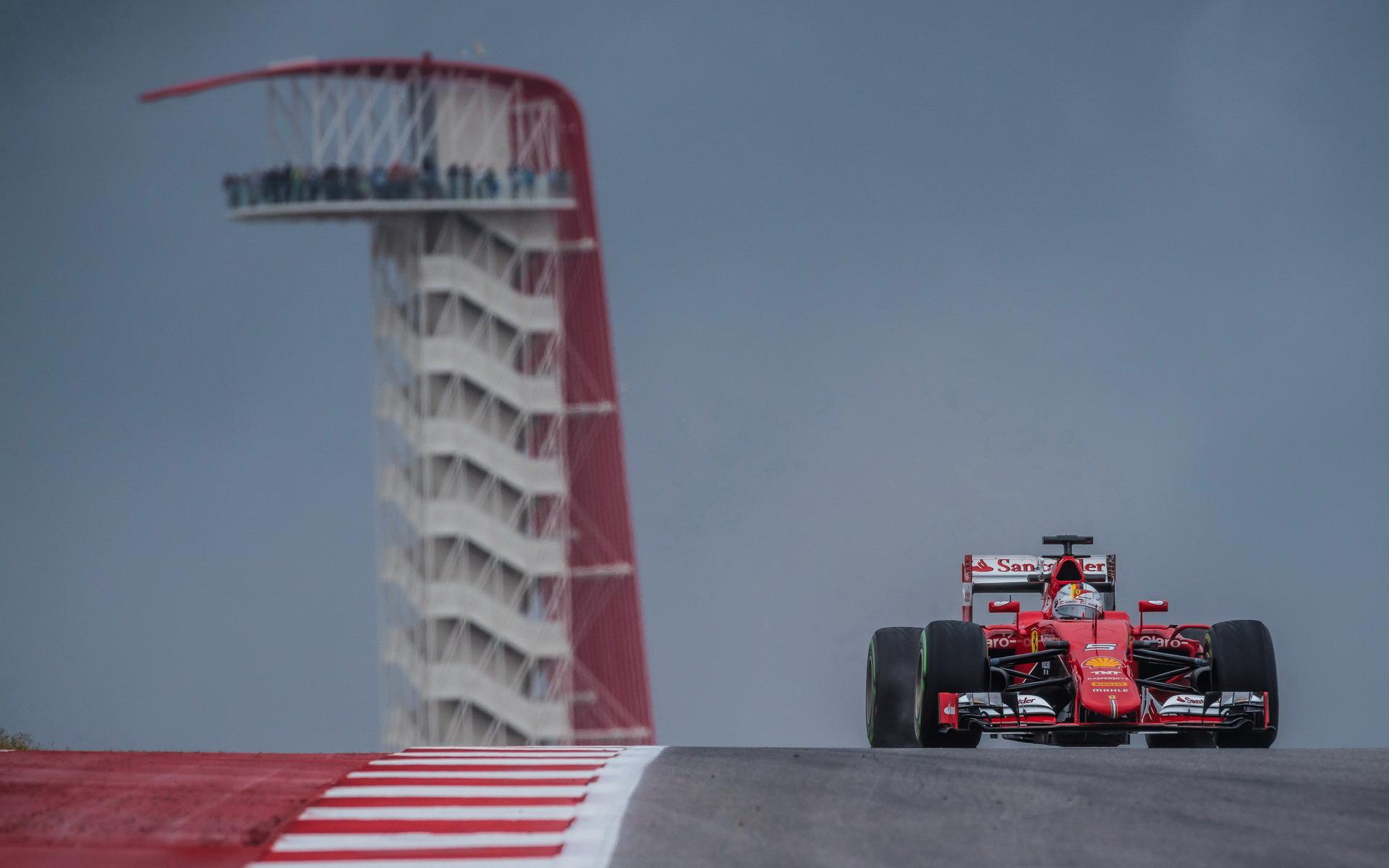 Podle Ricciarda bude Ferrari v USA hodně silné - anotační foto