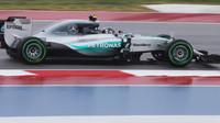 Nico Rosberg v Austinu