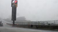 Déšť v Austinu