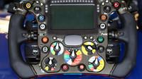 Volant vozu Sauber | Sauber C34 - Ferrari v Austinu