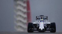 Felipe Massa v Austinu