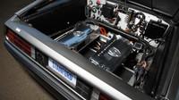 Novinkou je elektrické pohonné ústrojí, DeLorean DMC-12 - MARTY.