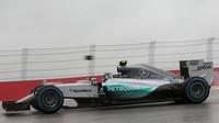 Nejrychlejší kolo závodu předvedl poražený Rosberg - anotační obrázek