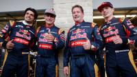 Otcové se svými syny, Sainz vs Verstappen v Austinu