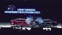 Nárazový test nového Hyundaie Sonata