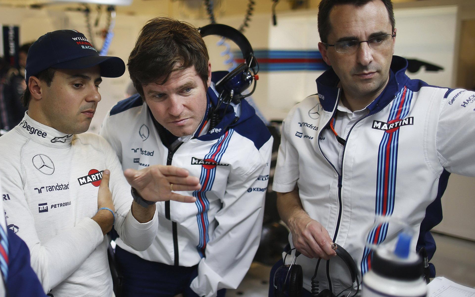 Smedley: Massa je stejně dobrý jako v roce 2008 - anotační foto