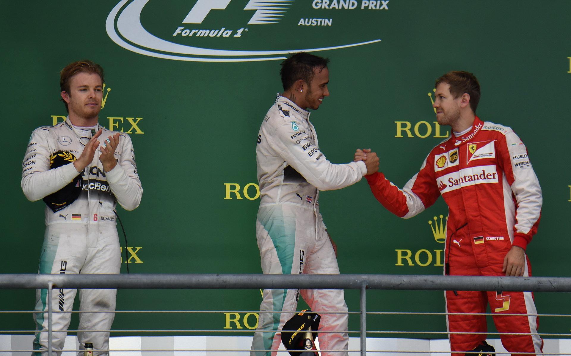 Prost: F1 potřebuje, aby o titul bojovali tři piloti - anotační foto