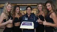 400 Velká cena v podání týmu Sauber v Austinu