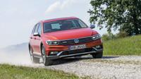 Volkswagen Passat Alltrack (2015)