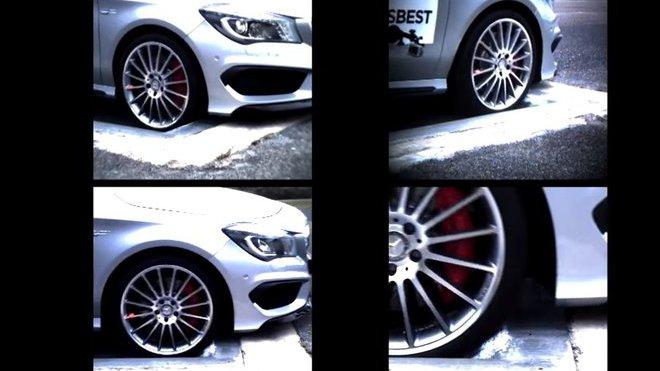 Mercedes-Benz a srovnání (ne)originálních kol