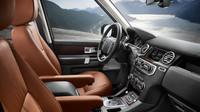 Sedadla čalouněná kůží Windsor, Land Rover Discovery Landmark.