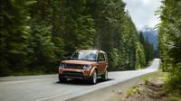 V pohybu, Land Rover Discovery Landmark.