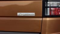 Logo limitované série, Land Rover Discovery Landmark.