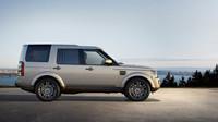 Na výběr je 9 laků karosérie a 2 provedení interiéru, Land Rover Discovery Graphite.