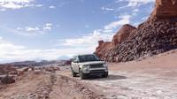 V přirozeném prostředí, Land Rover Discovery Graphite.