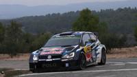 Rally Tour de Corse: Po pátku jasně v čele Ogier, konkurenci trápí defekty - anotační foto