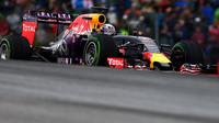 Daniel Ricciardo v Austinu