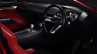 Tady se hraje na splynutí řidiče a stroje, na nic víc, Mazda RX-Vision.