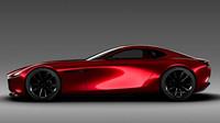 Profil je zkrátka fenomenální, Mazda RX-Vision.