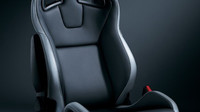 Anatomická sedadla dodalo Recaro, Subaru WRX STi S207.