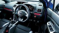 Interiér je prostě klasické Subaru, Subaru WRX STi S207.