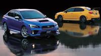 Která barva sluší Subaru WRX STi nejvíce? No přece žlutá v kombinaci s karbonovým křídlem! Tu ale dostanete jen u 100kusové edice NBR Challenge Yellow Edition, patřící pod 400kusovou sérii WRX STi S207 s posíleným motorem na 328 koní a 431 Nm, manuálním šestikvaltem, pohonem všech kol a dokonale vyladěným podvozkem. Vedle žluté edice bude balíček NBR Challenge dostupný i v jiných barvách.