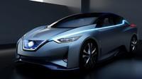 Nissan IDS Concept by mohl předznamenávat novou podobu Nissanu Leaf