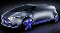 Mercedes se rozhodl zaměřit na aerodynamiku, takže po konceptu Concept IAA přichází s dodávku Vision Tokyo. Zvenku zaujmou především 26palcová kola, zevnitř zase obrovská pohovka místo sedadel. O pohon se stará vodík a elektřina, místo řidiče se navíc o kontrolu auta může postarat auto samo.