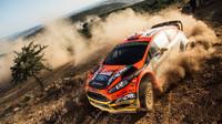 Seznam přihlášených na Rally Italia Sardegna - anotační foto
