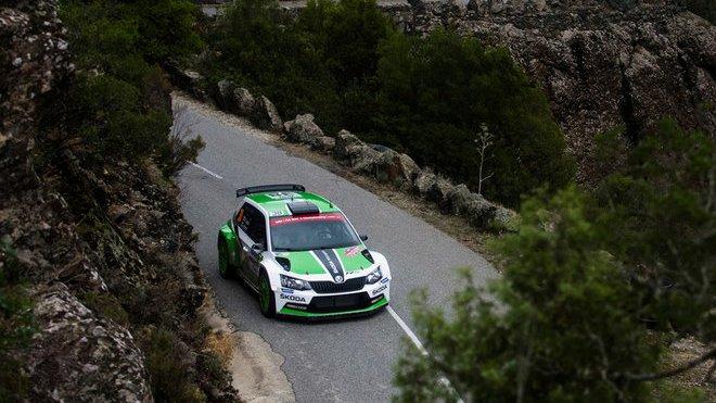Škoda Fabia R5 zažila úspěšný debut
