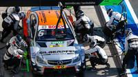 Mercedes zveřejňuje jezdeckou sestavu pro DTM - anotační foto